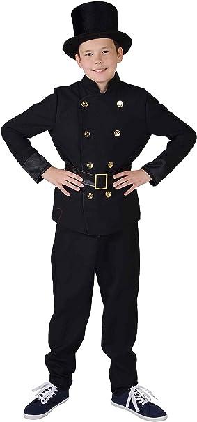 Magic Victorian - Disfraz de Policía (140 cm, 10 Años): Amazon.es ...