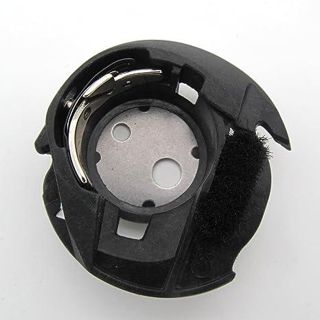 KUNPENG - Caja de bobinas Gancho giratorio interior Máquina de coser Brother BC ES Range BR006