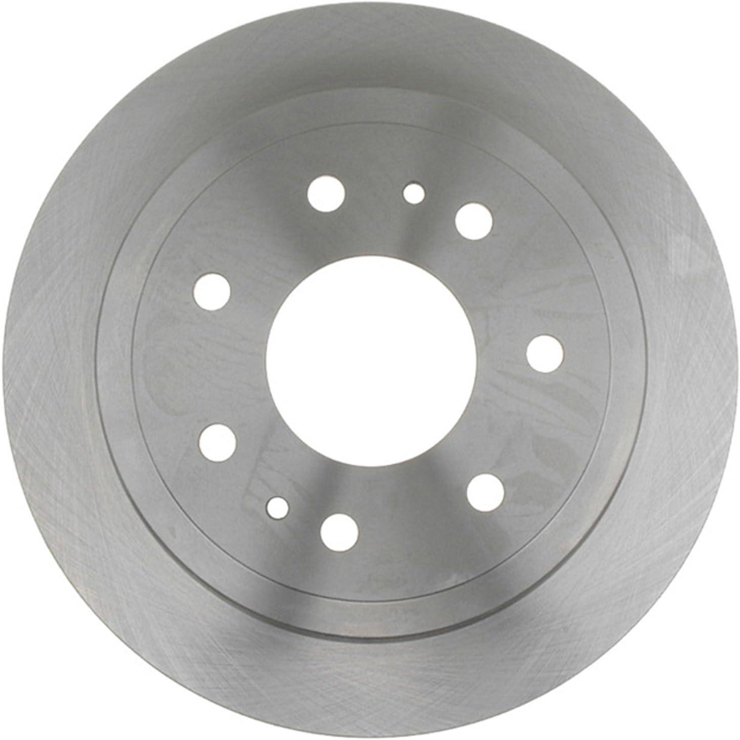 ACDelco 18A1628A Advantage Non-Coated Rear Disc Brake Rotor