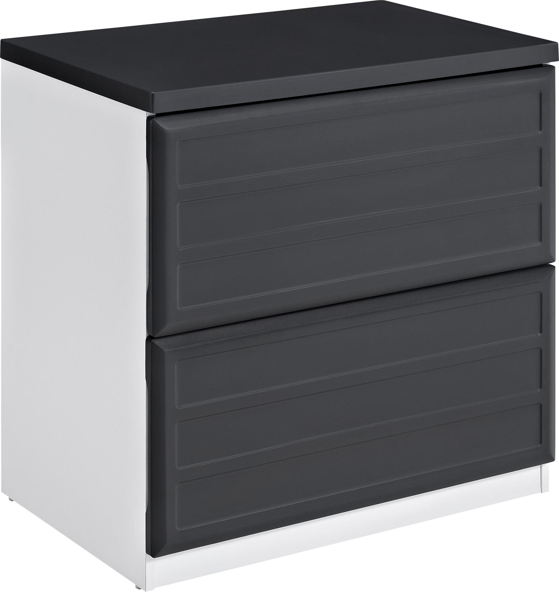 Ameriwood Home Pursuit Lateral File Cabinet, Gray