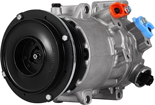 New CO 11178JC A//C Compressor and Clutch for 2007-2009 Toyota Camry 2.4L