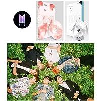 BTS BANGTAN BOYS K-POP 3rd Mini Album In The Mood For Love PT.1 [ Pink + White ver. Set ] 2CD + Photo Book + Photo Card + Store Gift