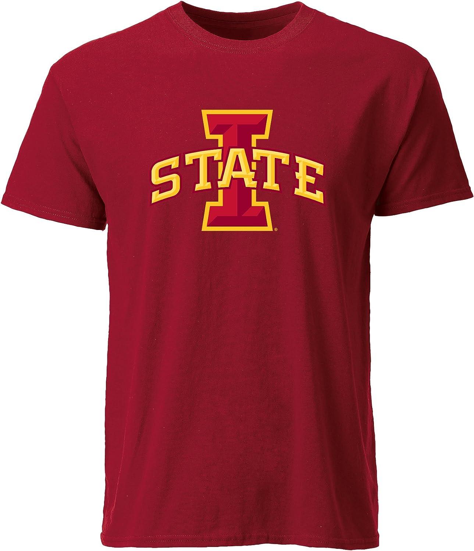 Medium Cardinal NCAA Iowa State Cyclones Ouray Short Sleeve Tee