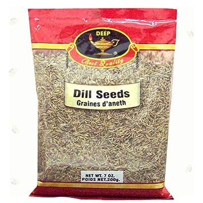 Dill Seeds 7oz.: Deep: Grocery & Gourmet Food