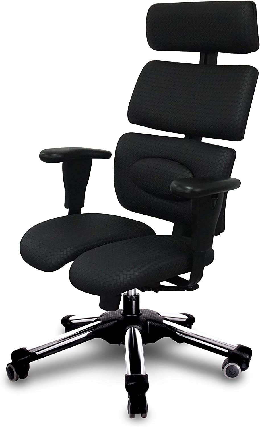 Harachair Doctor, Artificial Leather – Chair with Spinal Traction Effect