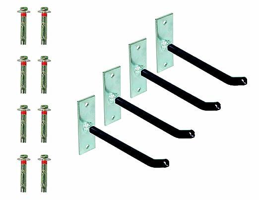 77 opinioni per Gah-Alberts 801960- Set porta pneumatici, zincato, composto da 4 ganci di