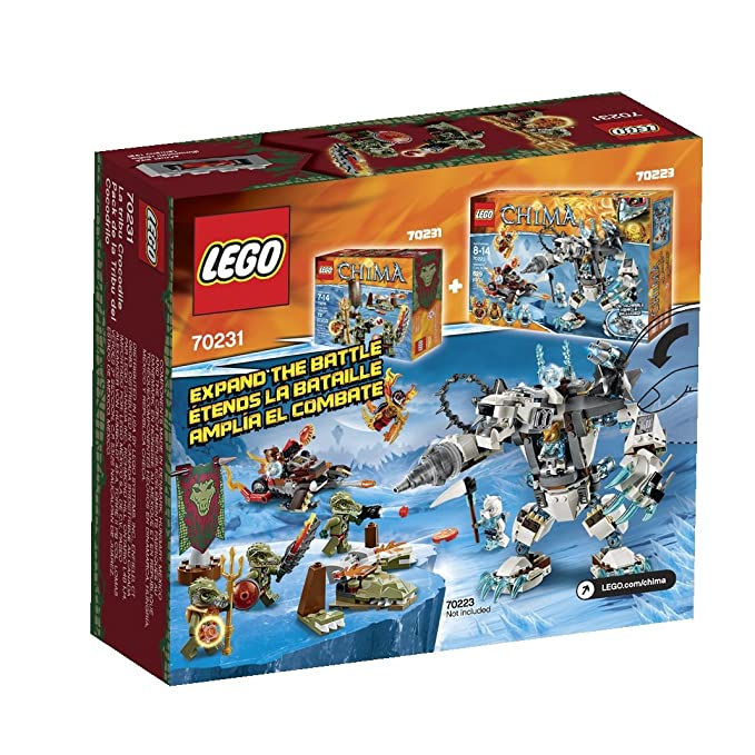 Amazon Lego Chima Crocodile Tribe Pack Toys Games