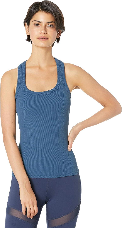 Alo Yoga Women's Workout, Blue, One Size