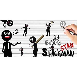 Talking Stan Stickman (Free): Amazon.es: Appstore para Android
