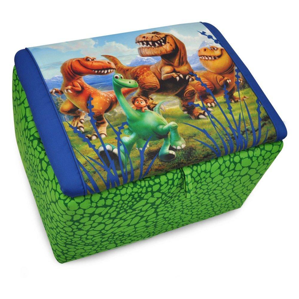Kidz World Good Dinosaur Upholstered Storage Bench