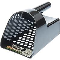 SE GP3-SS20BK Prospector's Choice Black Sand Scoop for Metal Detecting