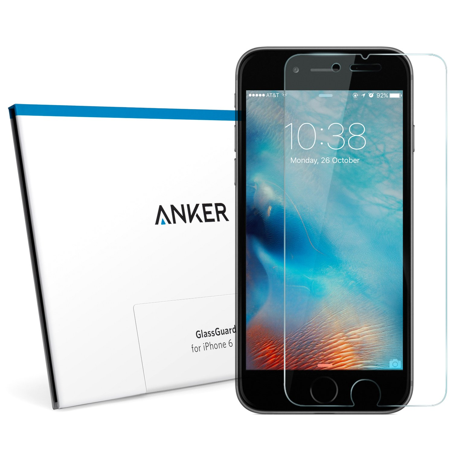 Anker GlassGuard(iPhone 6 / 6s)
