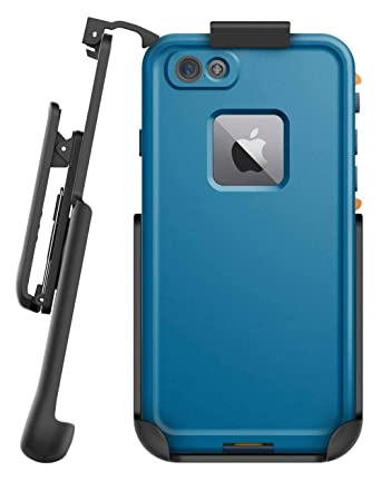 Amazon.com  Encased Belt Clip Holster for LifeProof FRE - iPhone 6 ... 322b5c14f