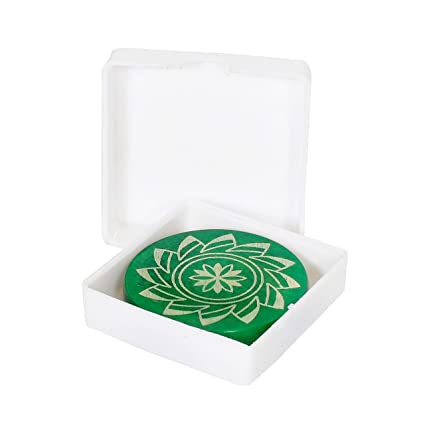 GSI Tournament Striker Smooth Surface Standard Size for Carrom Board Game with Case (Multicolour)