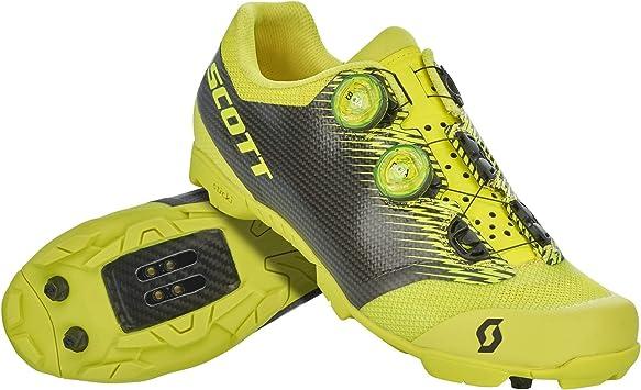 Scott MTB RC SL 2020 Zapatillas de ciclismo, color amarillo