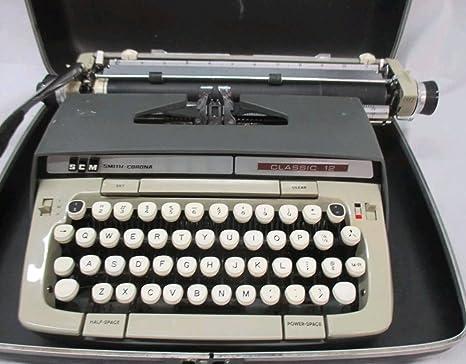 Smith Corona – Classic 12 máquina de escribir