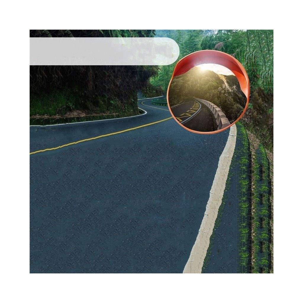 交通安全のための交通ミラーの凸の安全粉砕防止PCのプラスチック道広角レンズ 615 (Size : 100cm) 100cm  B07T5X9LZ4