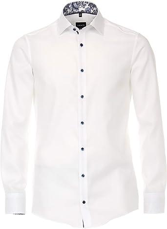 Venti Slim Fit 103412900 - Camisa de Manga Larga para Hombre ...