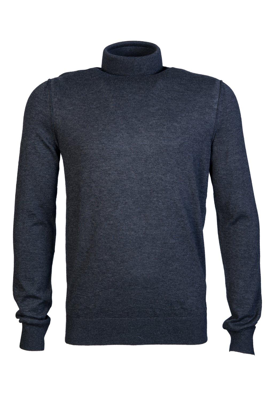 Boss Orange Arkoll Knitwear in Dark Grey XL