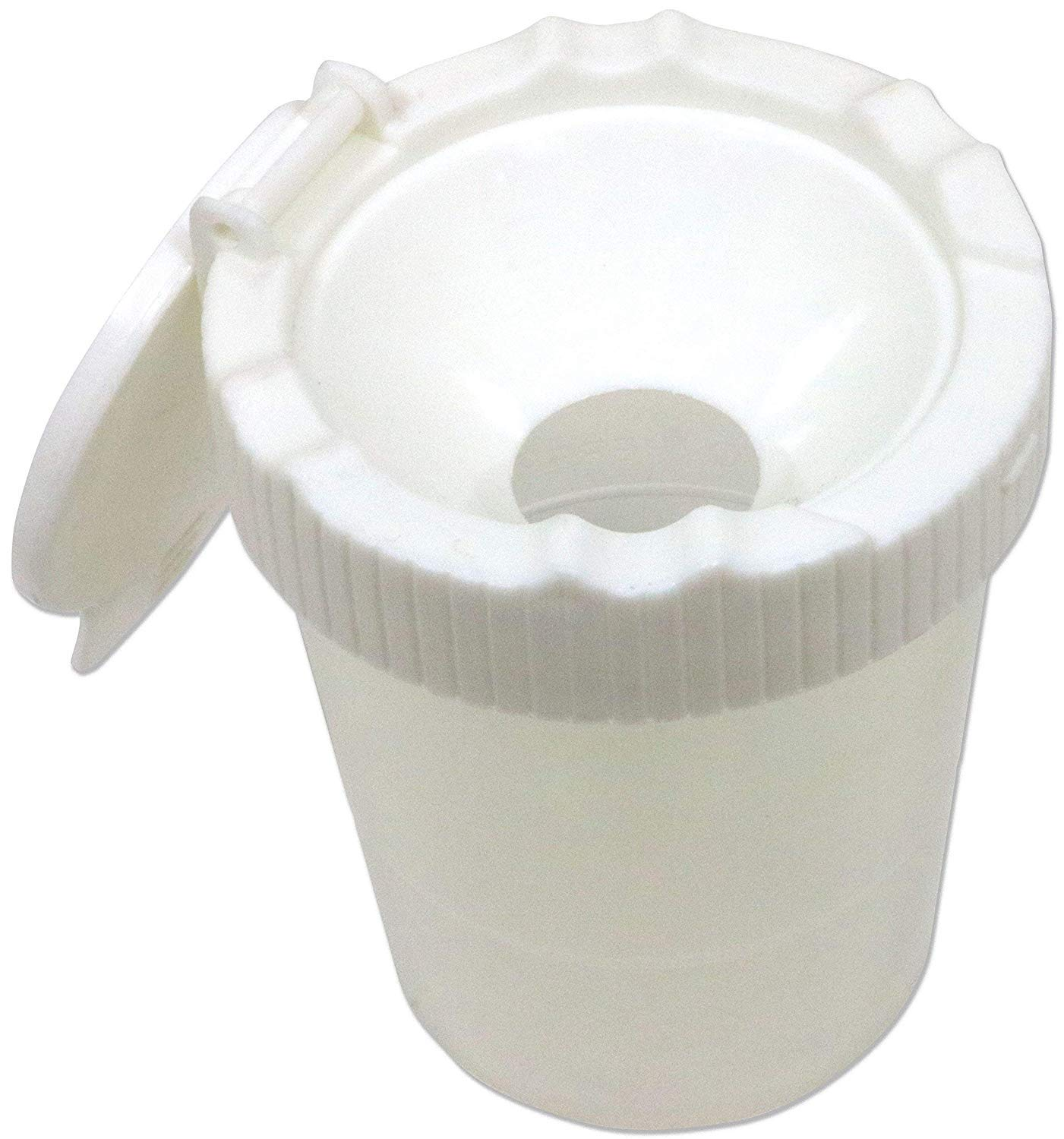 Sargent Art 22-1697 Non-Spill Paint Cups, White, 12 Count (Тhrее Расk) by Sargent Art (SARAD)