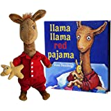 "Llama Llama Red Pajama Hardcover Book & 13.5"" Plush Doll Gift Set"