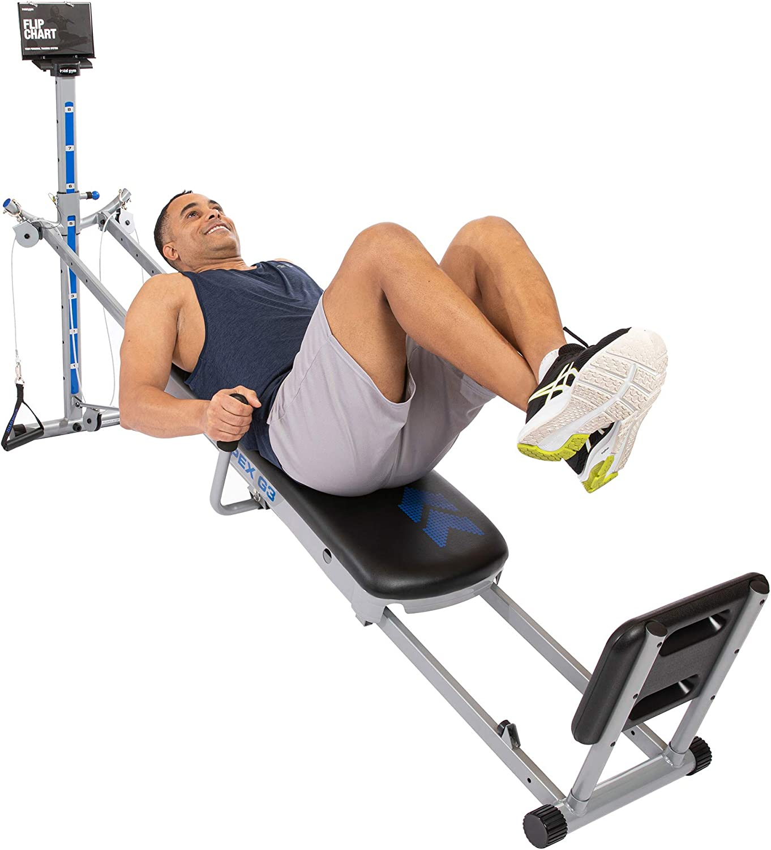 Total Gym APEX G3 Versatile Indoor Home Gym
