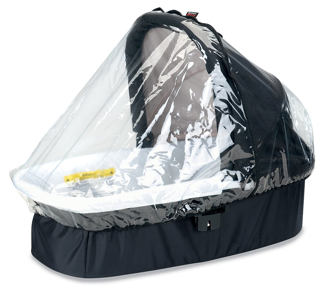 Buy Britax Infant Car Seat and Binet Rain Cover Online at Low ...