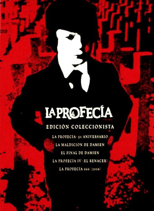 Pack La Profecia Pentalogia [DVD]: Amazon.es: Lee Grant, William ...