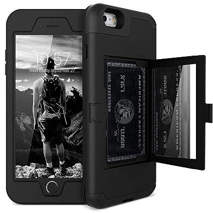 Amazon.com: WeLoveCase - Funda tipo cartera para iPhone 6 ...