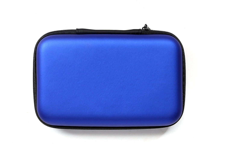 Estuche de viaje Bolsa para el term/ómetro de o/ído Braun ThermoScan GRATIS: 20 FUNDAS DESECHABLES DE RECAMBIO Color Azul | Ideal para el almacenamiento del term/ómetro cl/ínico de su beb/é