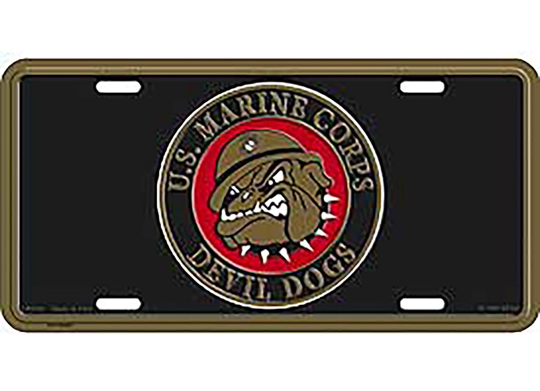 EE US Militär Streitkräfte Nummernschild – USMC – US-Marines United ...
