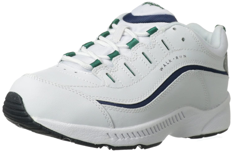Easy Spirit Womens Romy Fashion Sneaker B00908PN1O 7 WW (EE) White Multi Leather White Multi Leather 7 WW (EE)
