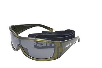 Ocean Sunglasses Puerto Rico - Gafas de Sol polarizadas - Montura : Blanco Brillante - Lentes