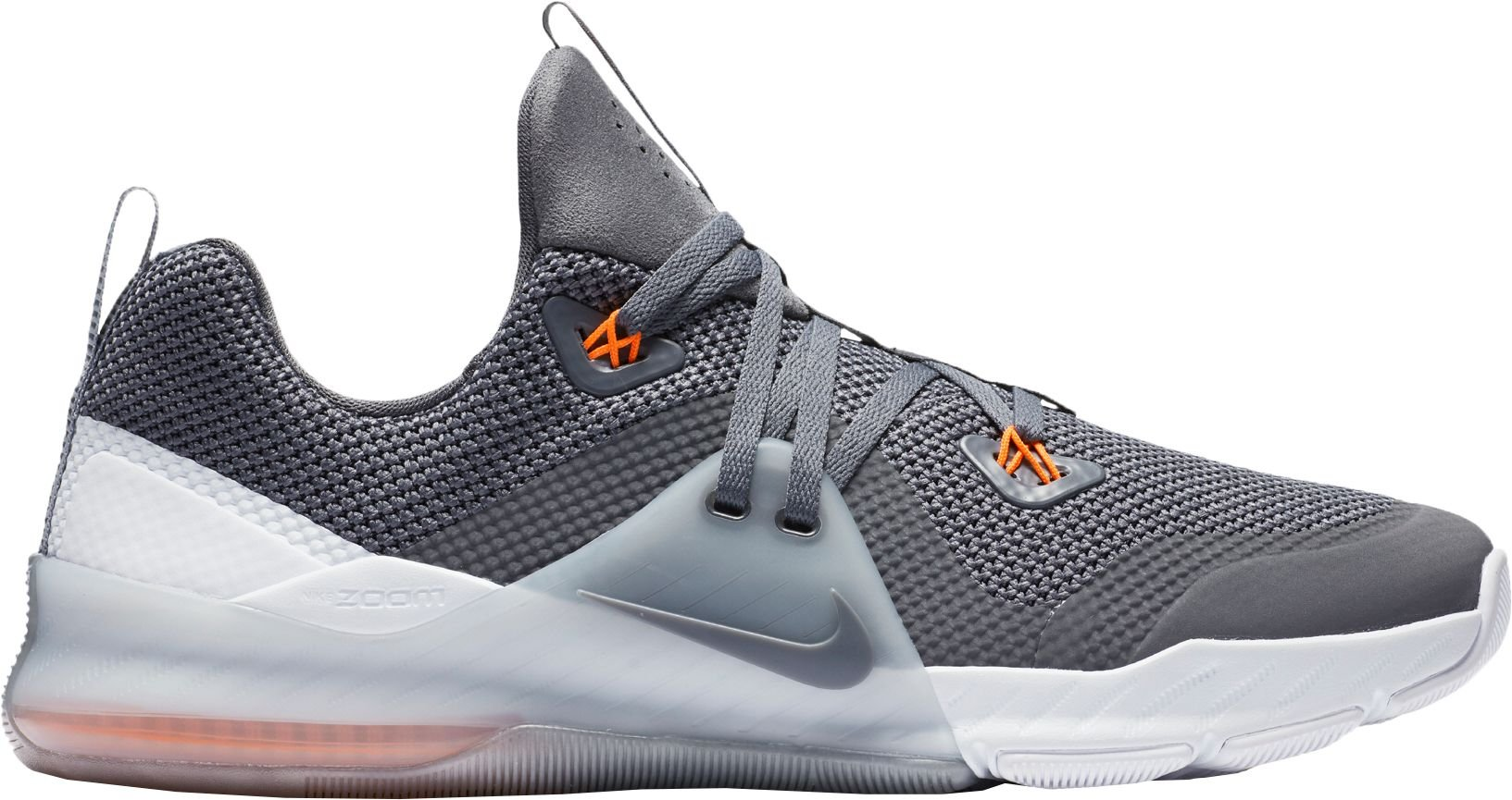 competitive price 34959 c60da Galleon - Nike Men s Zoom Command Cross Training Shoes-Dark Grey Wolf Grey -9.5