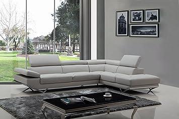 Amazon.com: Vig muebles Divani colección casa Quebec moderno ...