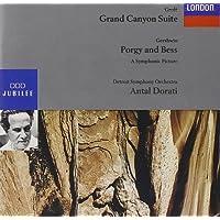 Grofe/Gershwin;Grand Canyon