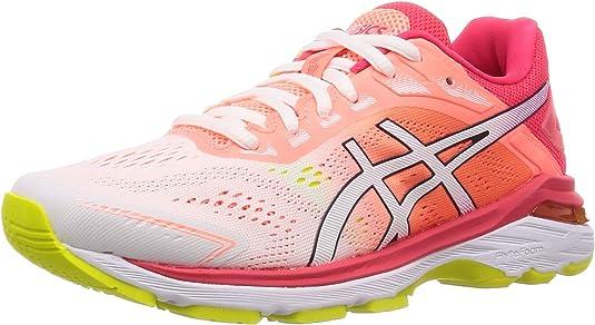 Zapatos ASICS GT 2000 7 1012A610 WhiteLaser Pink 100