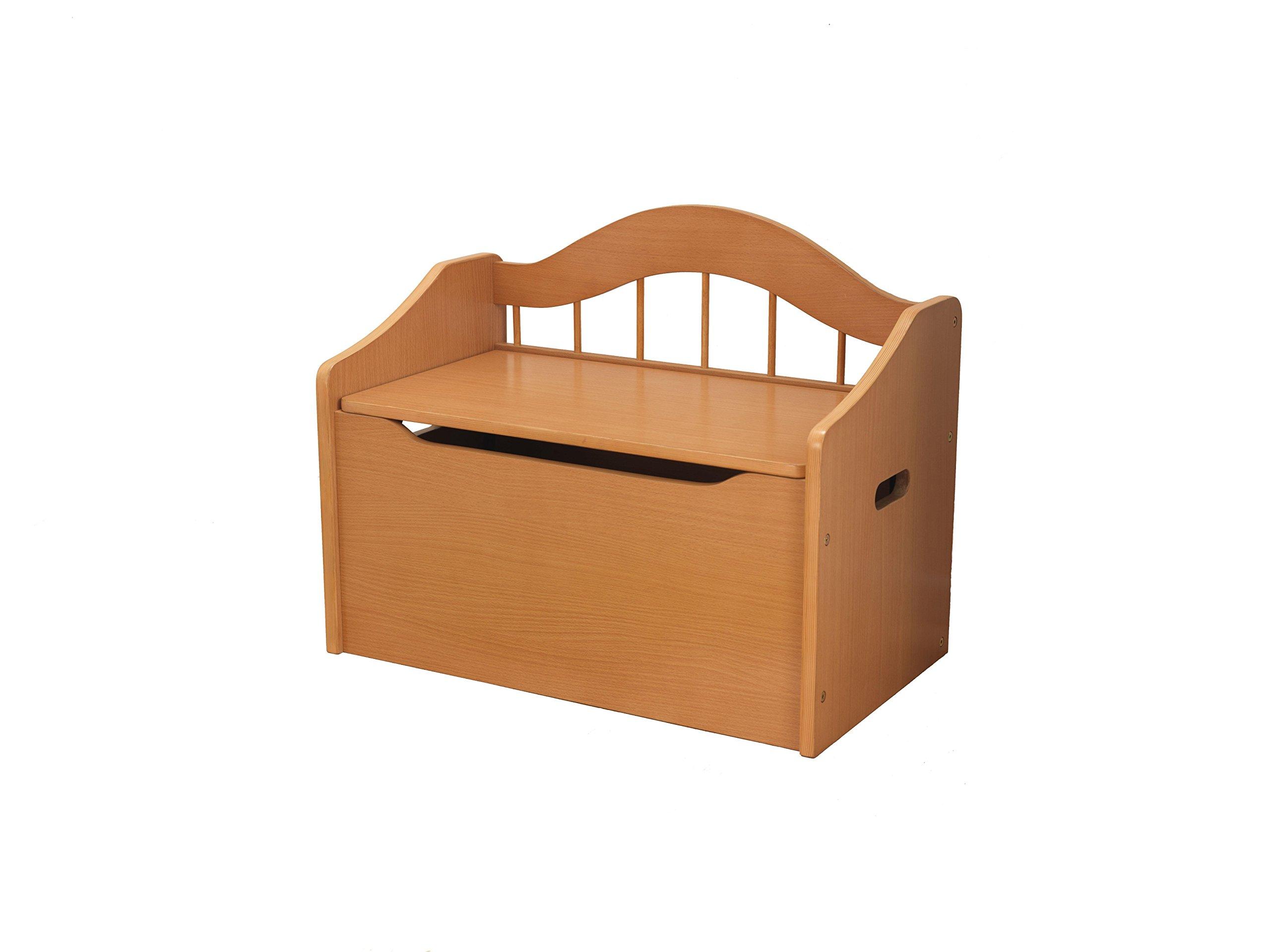 KidKraft Limited Edition Jr. Toy Box (Honey)