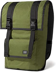 Mission Workshop Fitzroy 40L (2,500 cu.in) Rucksack Backpack, Olive