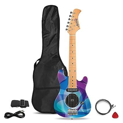 Amazon.com: Toyrific Academy of Music - Guitarra eléctrica ...