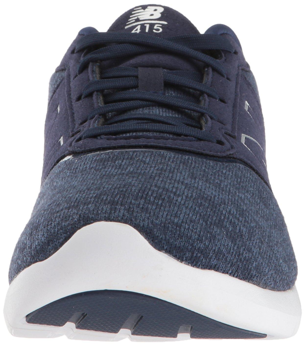 New Balance Women's 415v1 Cush + Sneaker B075R78HZ7 9 D US|Red