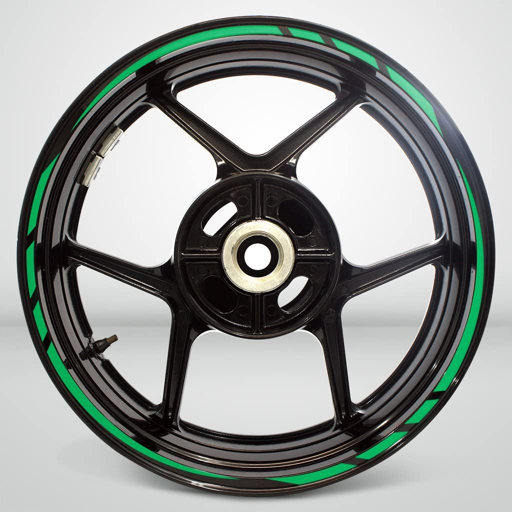 Rapid Outer Rim Aufkleber Stripe for Yamaha MT07 Gloss White