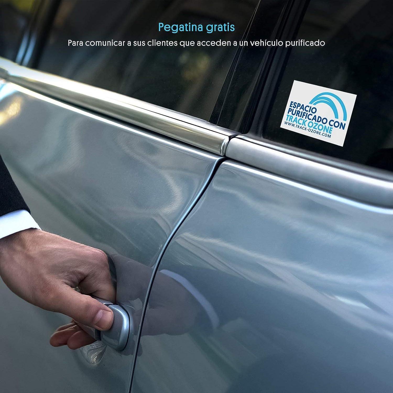 Purificador de Aire Coche Iónico, Purificador Ionizador Elimina Polen Humo Mal Olor Fumar Ideal para Automóvil: Amazon.es: Electrónica