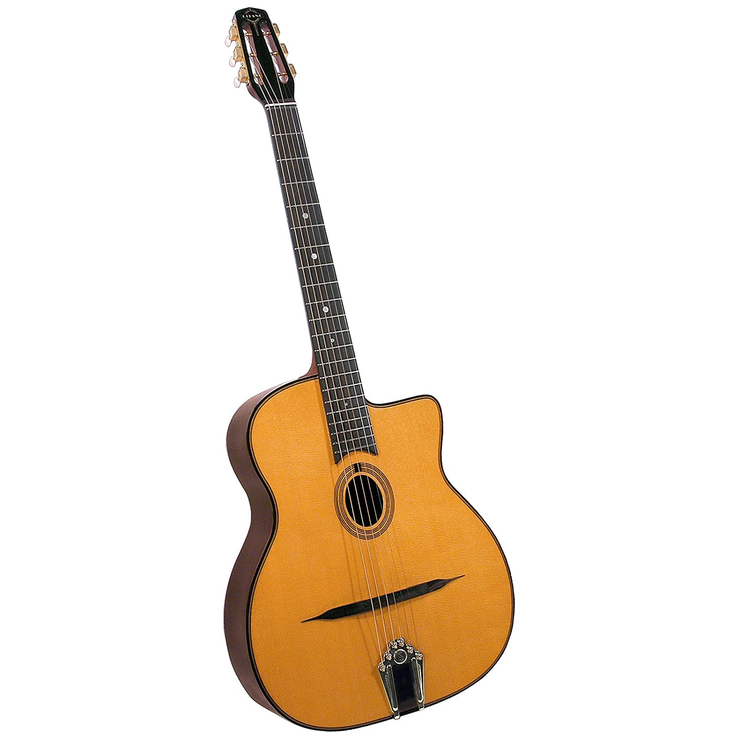 gitane dg 255 professional gypsy jazz guitar musical
