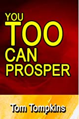 You TOO Can Prosper Kindle Edition