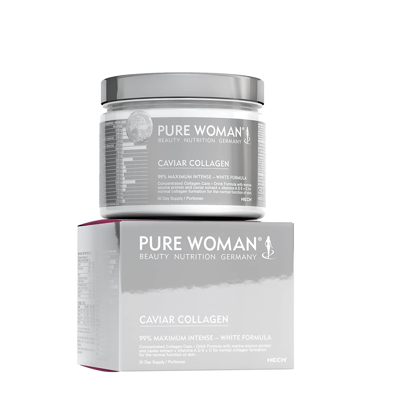 Pure Woman Caviar Collagen Das Original 99 Maximum Intense
