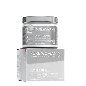 pure collagen van pure woman