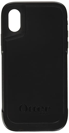 low priced 72a33 88add Otter Box iPhone X Pursuit Series Case, Black