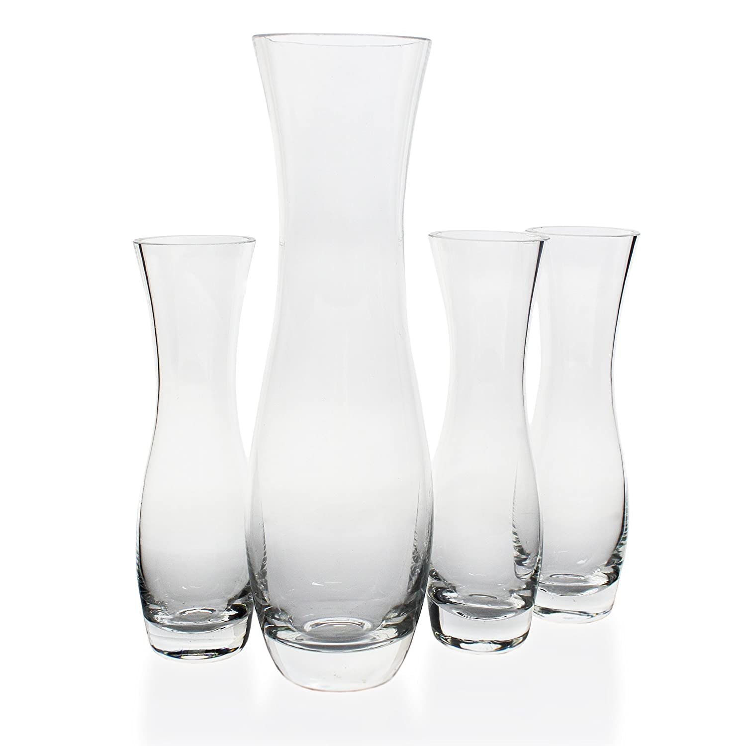 Cathy's Concepts Sand Ceremony 4-Piece Vase Set Cathys Concepts PS3909