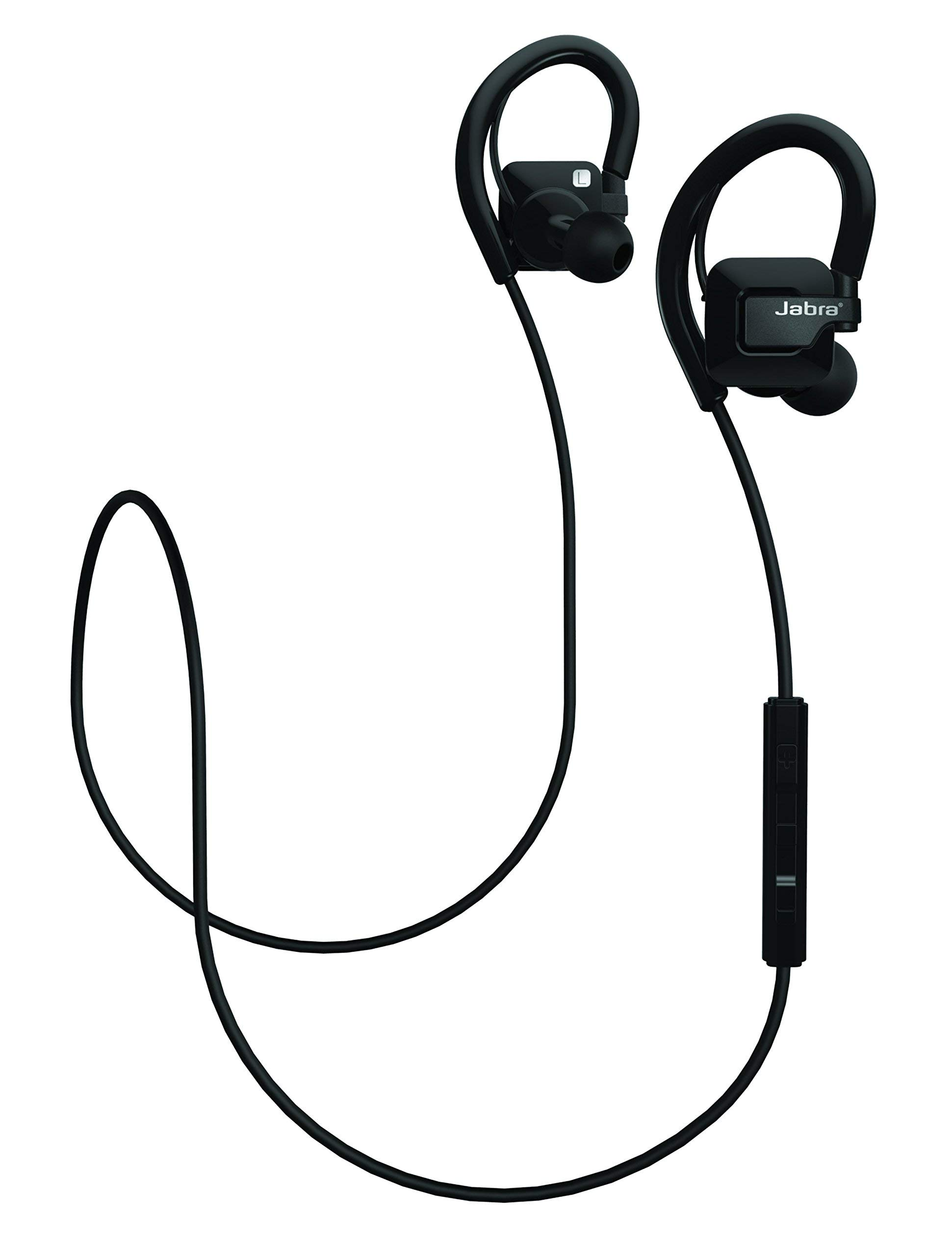 Jabra Step Wireless Bluetooth Stereo Earbuds 100-97000000-02 (Renewed)
